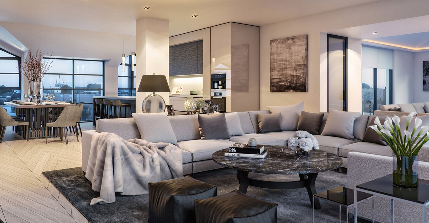 50 kensington gardens a boutique collection of 30 apartments and one penthouse in bayswater