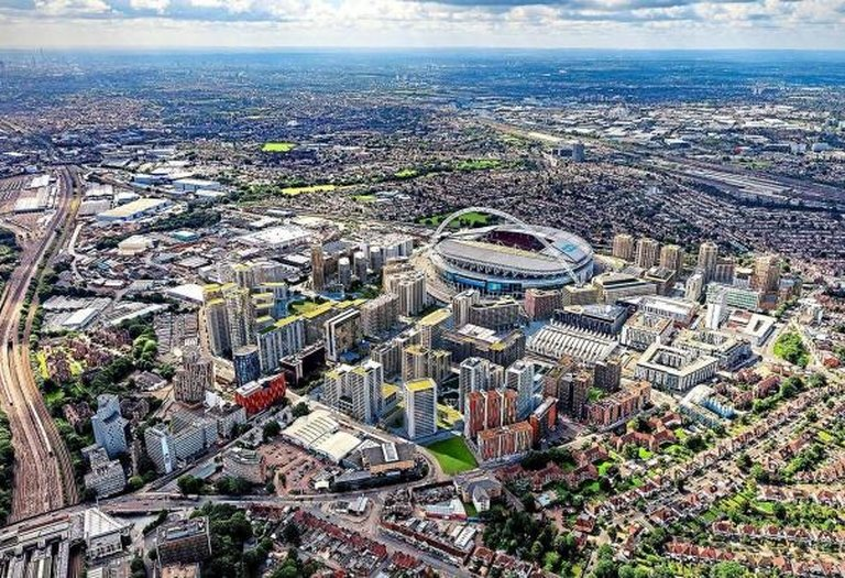 The Wembley Regeneration Plan